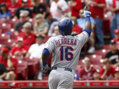 Dilson Herrera Flexes Some Muscle, Shows Why He's Mets Future At 2B