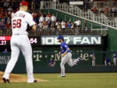 Kirk Delivers Game Winning Blast Against Papelbon