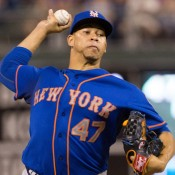 Mets Look to Trust Righty Relievers in Pen