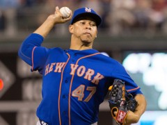 Hansel Robles Will Appeal Suspension