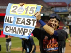 Mets Clinch Division: Reactions and Photos From An Incredible Day