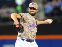 Jon Niese Delivers 6 Shutout Innings, Will He Make Playoff Rotation?