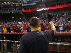 An Emotional Wright Realizes His Dream To Return To Post Season