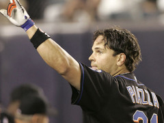 Mike Piazza and the Return of Our National Pastime