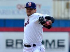 Mets Minors: Pill Fires Eight Scoreless Innings In 6-0 B-Mets Win