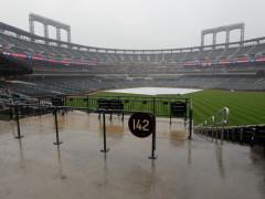 Tonight's Mets vs Nationals Game Postponed, Doubleheader Saturday
