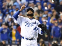 Cueto Dominates Mets With Complete Game Gem