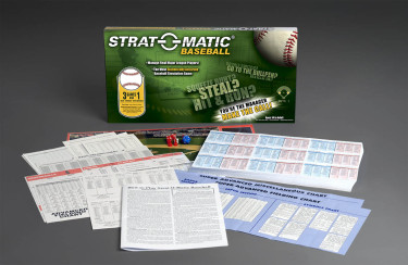 Baseball Current Edition Game