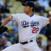 Kershaw To Start Game 4 On Three Days Rest