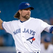 R.A Dickey Hopes To Face Syndergaard In World Series