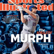Daniel Murphy On Cover Of Sports Illustrated