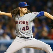 Jacob deGrom Excited About Mets Infield Moves