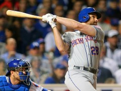 Murphy Ties Postseason Record, Homers In 5th Consecutive Game