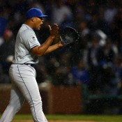 Familia Extends Postseason Saves Record With Perfect Ninth