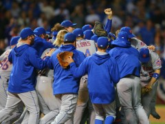 Twitter Explodes With Support For The NL Champion Mets!