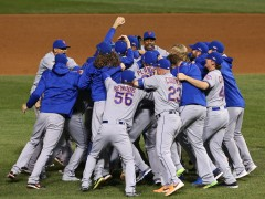 Mets Announce World Series Roster, Uribe Makes It