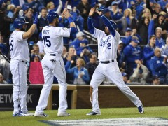 Royals Defeat Mets 7-1; Take 2-0 Series Lead