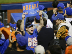 Mets Fans Were Loud and Proud and Stole the Show!