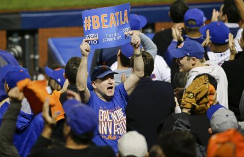 AP NLDS DODGERS METS BASEBALL S BBN USA NY