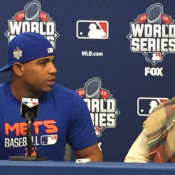 Cespedes Says Shoulder Is Better, Will Be Ready For Game 1