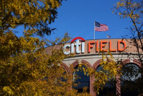 Fire breaks out at New York Mets' Citi Field
