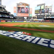 Maximize Your Postseason Experience At Citi Field With Verizon, Win Harvey Signed Baseball