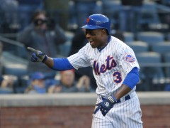 Curtis Granderson Helps Power Mets to Victory