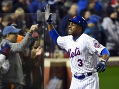 Granderson Arrives At Camp With Healthy Thumb