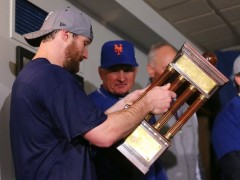 Sights and Images: Mets World Series Bound!