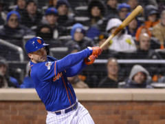 Wright Snaps 1-for-19 Slump With RBI Double Off Arrieta