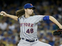 Fearless deGrom Ready To Take On Greinke And The Dodgers