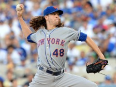 NLCS Game 3 Thread: Mets vs Cubs, 8:07 PM – Total DeGromination!