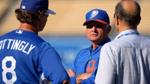 don mattingly terry collins