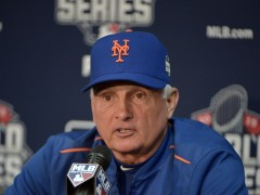 Terry Collins Discusses Game 1, Lagares, Colon's Availability, Familia, Bouncing Back