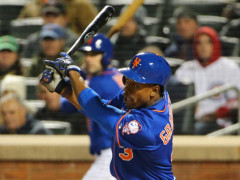 Granderson Continues To Make Things Happen For Mets