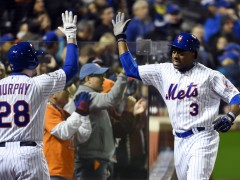 Granderson Continues Solid Postseason With Big Night At The Plate