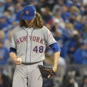 Are Mets Starters Out Of Gas?