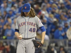 Jacob deGrom Picked a Bad Time to Unravel