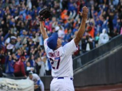 Jeurys Familia Ties Franchise Record With 43 Saves