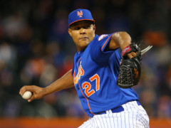 Jeurys Familia May Be Unavailable In Game 2 Tonight