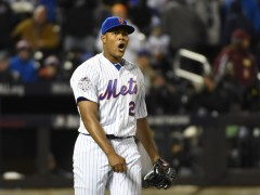 Mets Bullpen Flawless As Clippard, Reed and Familia Each Toss A Perfect Inning