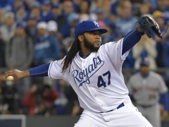 Giants Sign Johnny Cueto To Six Year, $130 Million Deal
