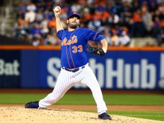 Matt Harvey Battles and Guts Out First Postseason Win