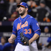 World Series Game 1 Thread: Mets vs Royals, 8:07 PM – Tonight's The Knight!