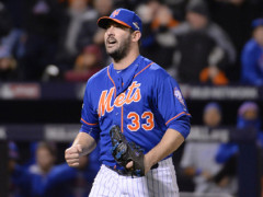 Mets Avoid Arbitration With Harvey, Tejada, Reed, Torres, Edgin