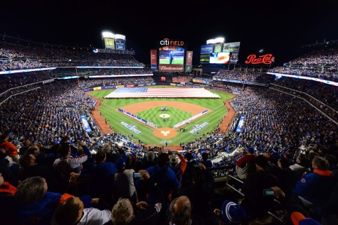 mets fans citi field world series