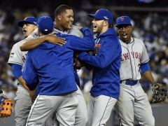 New York Mets National League Championship Series Roster