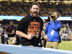 Daniel Murphy's Heroics Fuels a Magical and Memorable Mets NLDS Finish