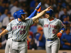 Daniel Murphy Named NLCS Most Valuable Player