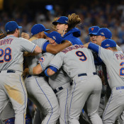 NLCS Preview: Mets with 45.72% Chance to Advance